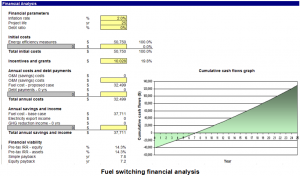 Financial analysis example